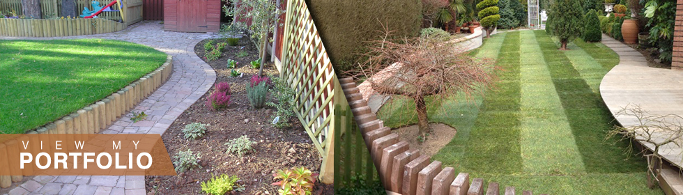 Garden Landscaping by Iain Ward Leicester