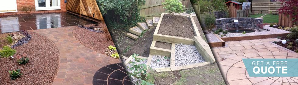 Low Maintenance Garden Design Service